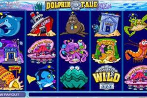 Dolphin Tale Slots