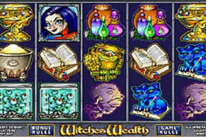 Witches Wealth Slot Review