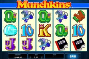 Munchkins Slots Review Microgaming