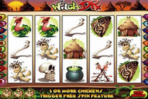 witch doctor slot review