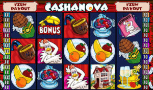 Cashanova Video Slot Review