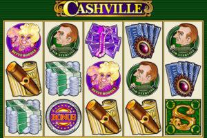 Cashville Slot screenshot