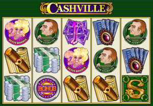 Cashville Video Slot Review
