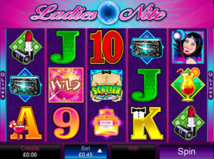 Ladies Nite Video Slot Review