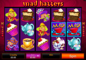 Mad Hatters Vodeo Slot Review