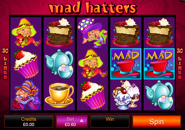 Mad Hatters Screen shot