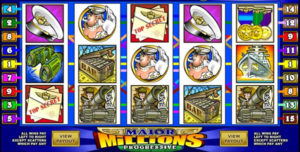 Major Millions Progressive Slot Review