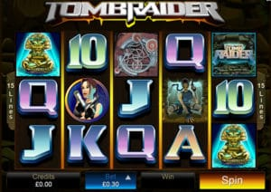 Tomb Raider Video Slot Review