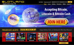 Slotland Casino Review