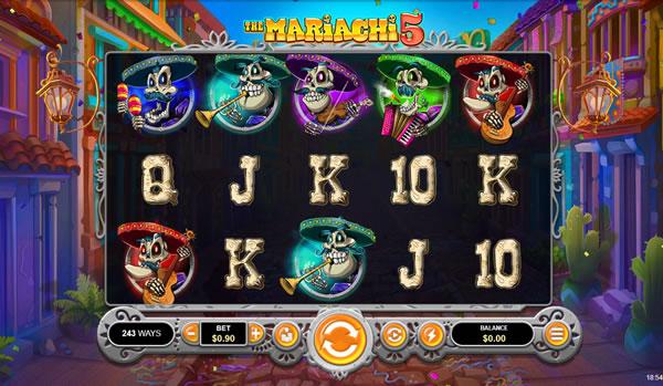 Mariachi 5 screenshot