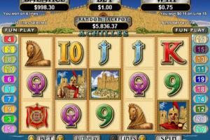 Achilles slots screenshot