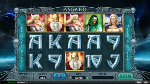 Asgard Slot Machine Review