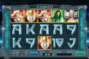 Asgard RTG slots review