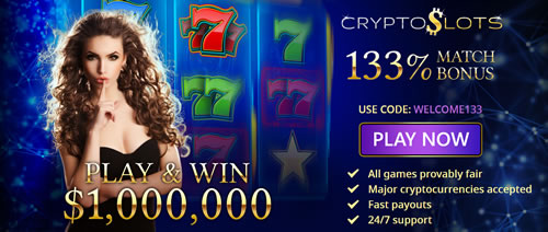 Cryptoslots Review