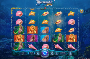 Mermaid's Pearls Slots Review