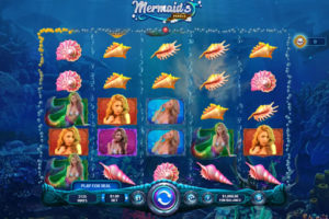 Mermaid's Slots review