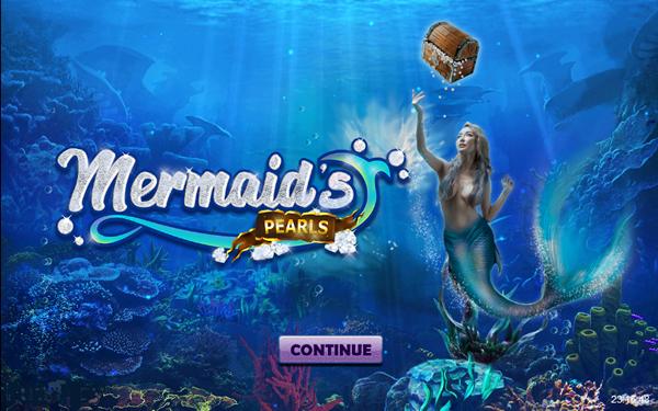Mermaid's Pearls Slot Machine