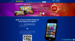 Win a Day Casino Mobile