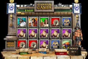 Gladiator Games Slots