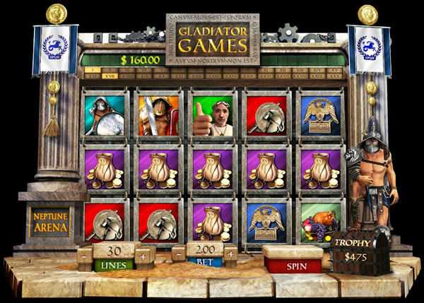 Spiele Epic Gladiators - Video Slots Online