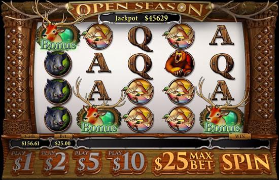 Open Season Slotland Slots