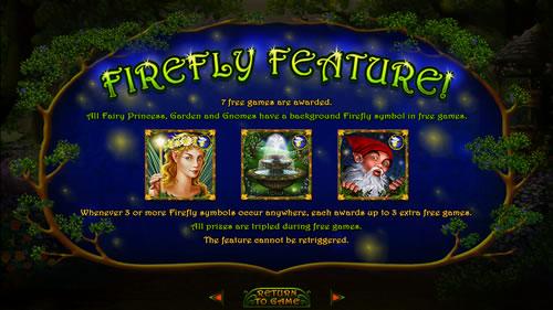 Firefly free bonus game