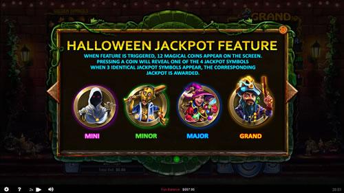 Jackpot Feature