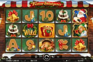 Festive Indulgence Slot (Microgaming Slots)