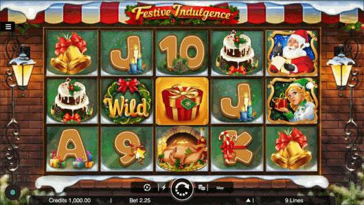 Festive Indulgence Christmas Online Slot