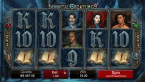Immortal Creatures Slot