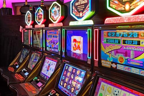 win on slot machines in las vegas
