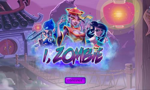 I, Zombie Free Slot Game