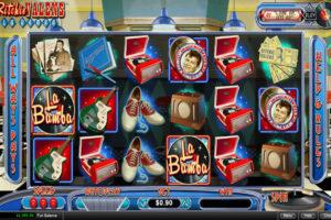 Ritchie Valens La Bamba slot machine