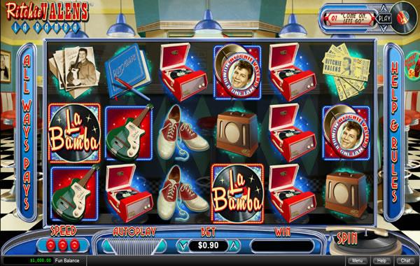 Spiele Ritchie Valens La Bamba - Video Slots Online