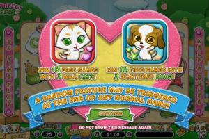 Purrfect Pets Video Slots