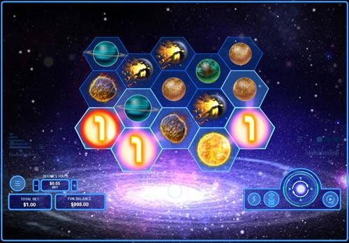 Pulsar Free Slot Game