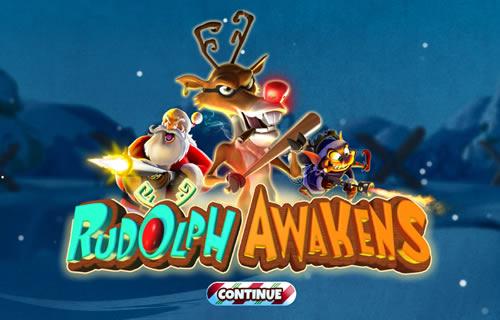 Rudolph Awakens Free Slot Game