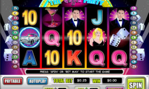 The Vegas Party WGS Slot game