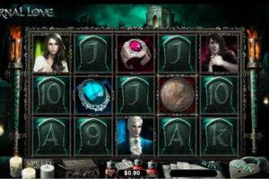 Eternal Love RTG slot machine