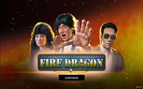 Fire Dragon RTG Slot Game