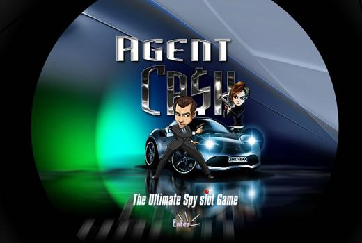 Agent Cash WGS slots