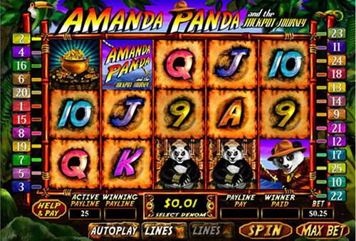 Amanda Panda WGS Slots