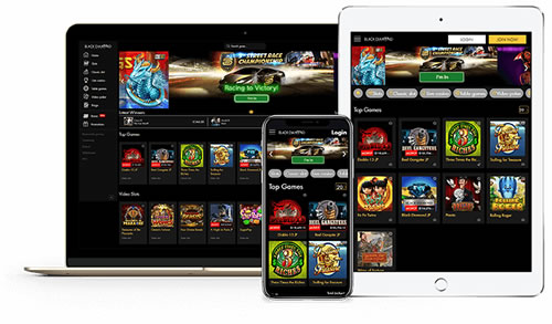 Blackdiamond casino all devices