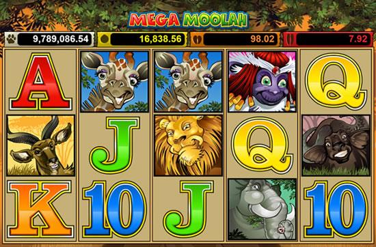 Mega Mullah Progressive Jackpot Slots