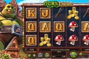Ogre Empire Slot Game Betsoft