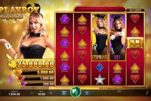 Playboy Gold Jackpots Slot Microgaming