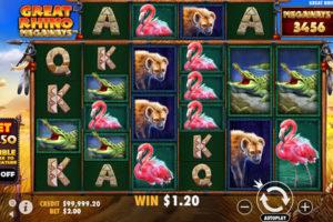Great Rhino Megaways Pragmatic Play Slots