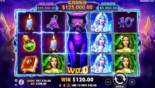 Wild Spells Pragmatic Play Slot Game