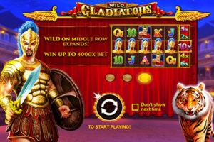 Wild Gladiators Pragmatic Play Slots