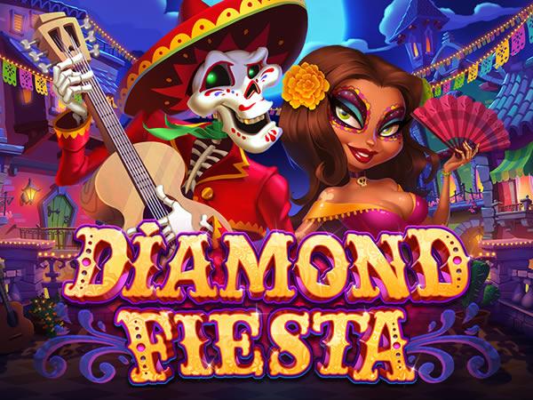 Diamond Fiesta RTG Slot game